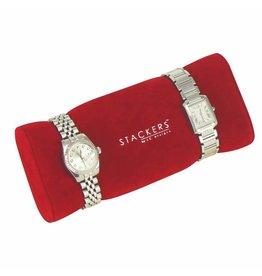 Stackers Schmuck-/Uhrenbox Red uhr/armbandhalter