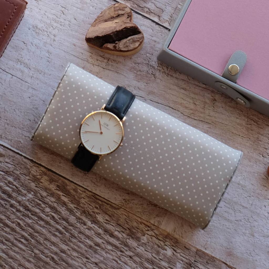 Sieraden-/horlogedoos Vanilla horloge/armbandhouder