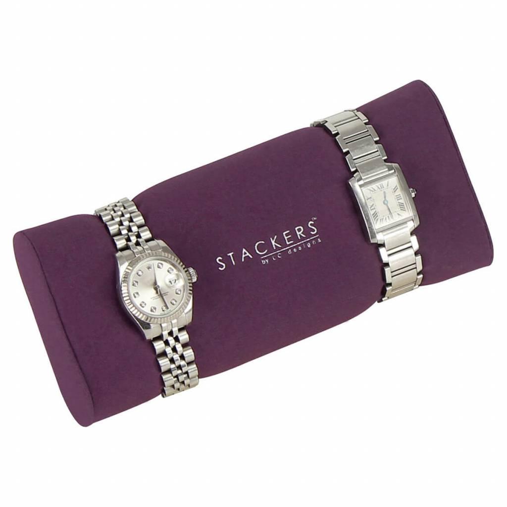 Sieraden-/horlogedoos Cream horloge/armbandhouder