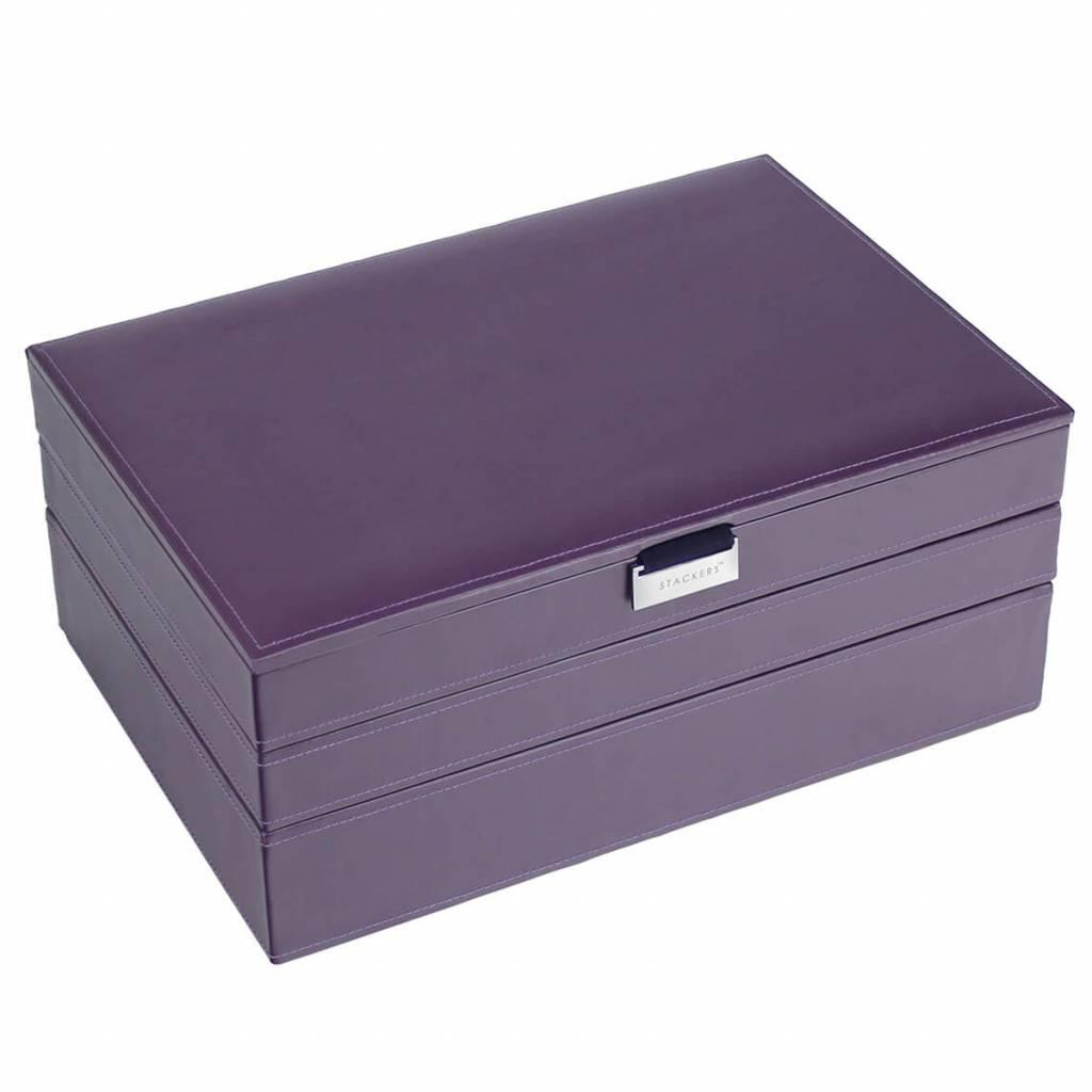Sieradendoos Purple Supersize set