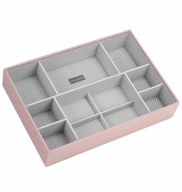 Stackers Sieradendoos Soft Pink Supersize 11-vaks