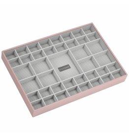 Stackers Sieradendoos Soft Pink Supersize 41-vaks