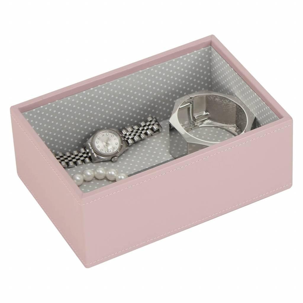 Sieradendoos Soft Pink Mini 1 vak