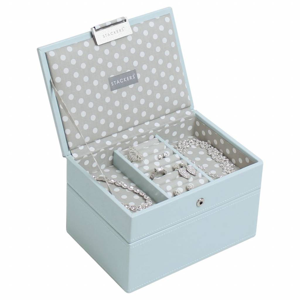 Sieradendoos Duck Egg Mini set