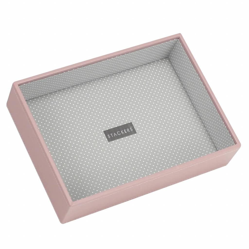 Sieradendoos Soft Pink Classic 1 vak