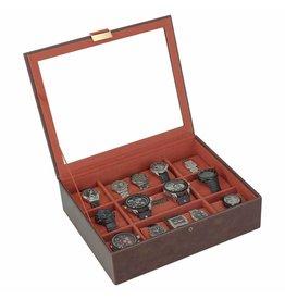 Stackers Vintage Brown XL top horlogedoos 15 pcs