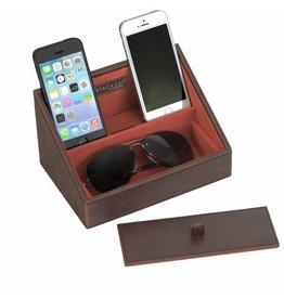 Stackers Vintage Brown Mini telefoonhouder
