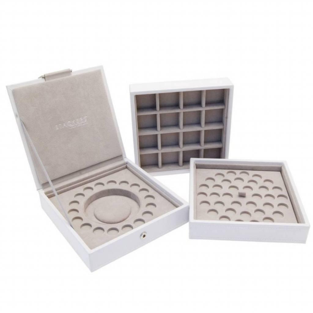 Charm Box Weiß set