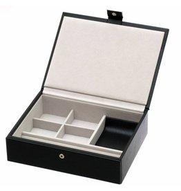 Davidts Jewellery Case Units Schwarzes Top