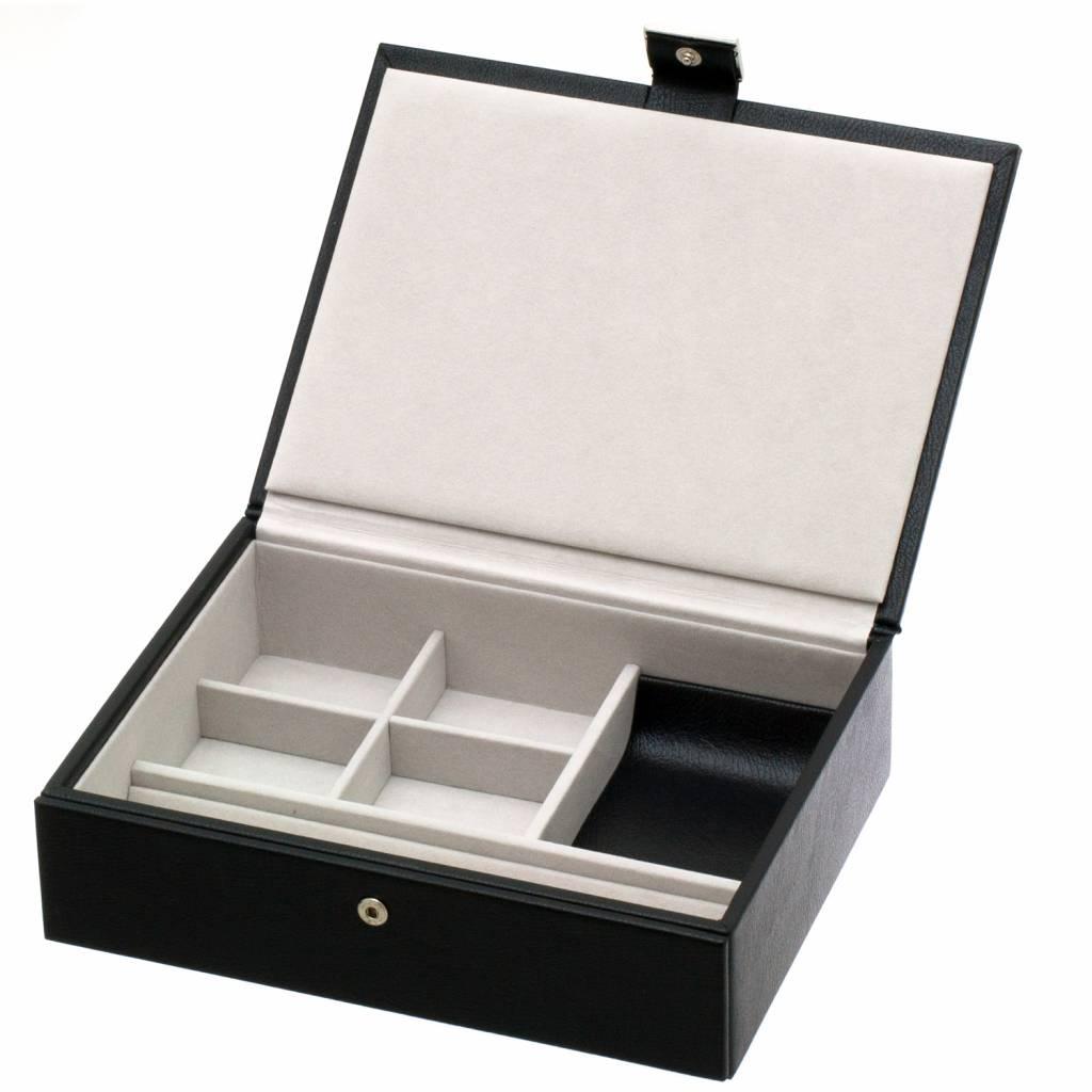 Jewellery Case Units Schwarzes Top