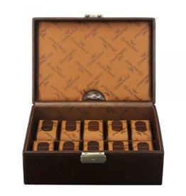Golden Head Uhrenbox Tabacco 10 Stück