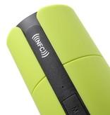 JKR-8800A NFC Bluetooth Speaker - Groen
