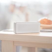 Rechthoekige Bluetooth Speaker - Zilver