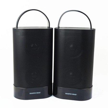 MA-877 Portable Mega Bass Wireless Bluetooth 3.0 Speaker - Zwart