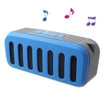 Portable Bluetooth Speaker - Blauw