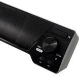 Soundbar Mega Bass Bluetooth Speaker - Zwart