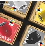 YK YK Mini Bluetooth 3.0 Speaker - Zwart