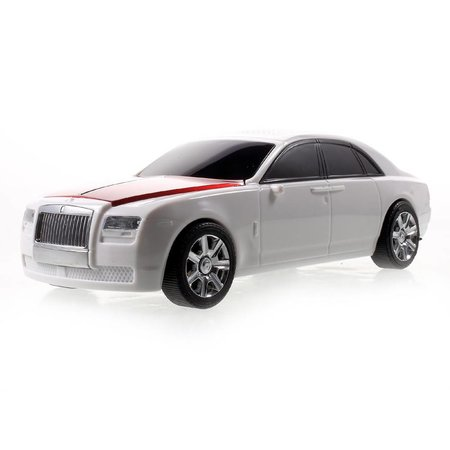 JKR JKR Automodel Bluetooth Speaker - Wit