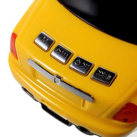 JKR JKR Automodel Bluetooth Speaker - Geel