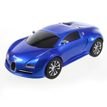 Automodel Bluetooth Speaker - Blauw