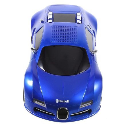 JKR JKR Automodel Bluetooth Speaker - Blauw