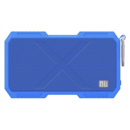 Nillkin Nillkin X-MAN Spatbestendig Bluetooth 4.0 Speaker met 5200mAh Powerbank - Blauw