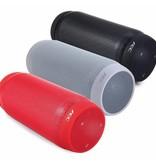 AEC AEC Speaker Kleurrijk LED Bluetooth 3.0 HiFi Stereo Speaker - Rood