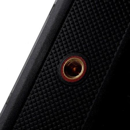 W-King W-King S18 Waterbestendige Speaker Bluetooth Speaker - Zwart / Rood