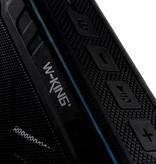 W-King W-King S18 Waterbestendige Speaker Bluetooth Speaker - Zwart / Blauw