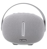 W-King W-King T6 Bluetooth Speaker - Zilver