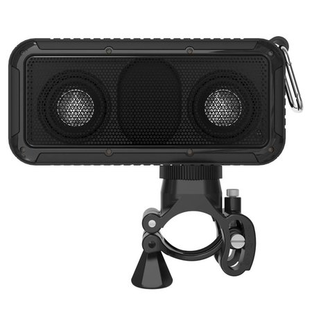 New Bee New Bee NB-S1 Outdoor Bluetooth Fiets Speaker - Zwart