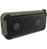 New Bee New Bee NB-S1 Outdoor Bluetooth Fiets Speaker - Groen