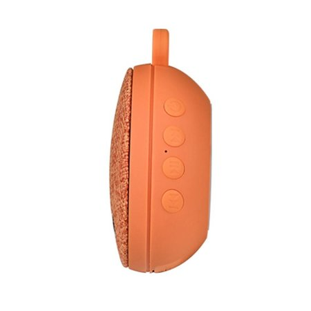Hoco Hoco BS7 MoBu Draadloze Speaker - Oranje
