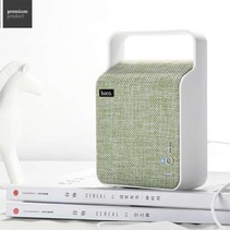 BS6 NuoBu Desktop Bluetooth Speaker - Groen