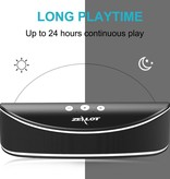 Zealot Zealot S2 Bluetooth Speaker met Sterke Accu - Zwart