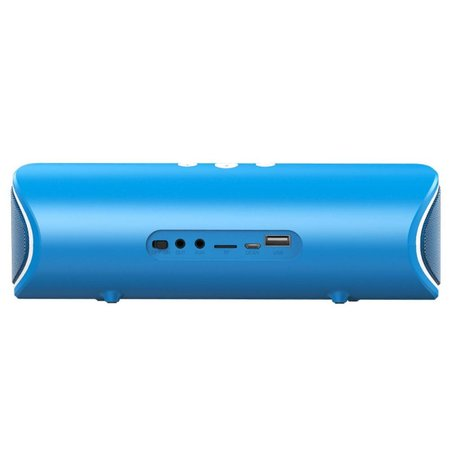 Zealot Zealot S2 Bluetooth Speaker met Sterke Accu - Blauw