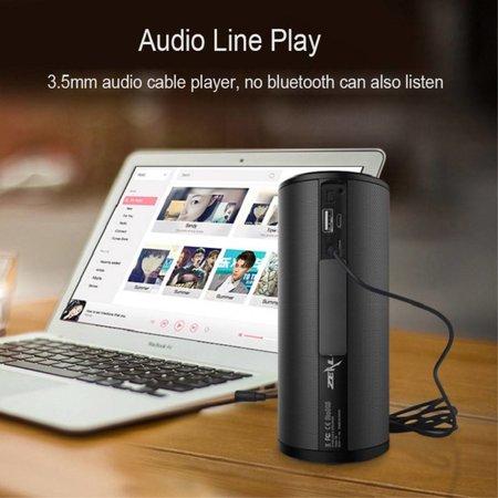 Zealot Zealot S8 Outdoor Dual-driver Bluetooth Speaker