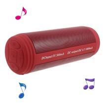 T3 Bluetooth Speaker (waterbestendig) - Rood