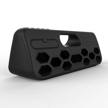 ZF-502 40W TWS Bluetooth Speaker Speaker met 8800mAh Powerbank - Zwart