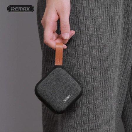 Remax Remax M15 Mini Bluetooth Speaker - Zwart