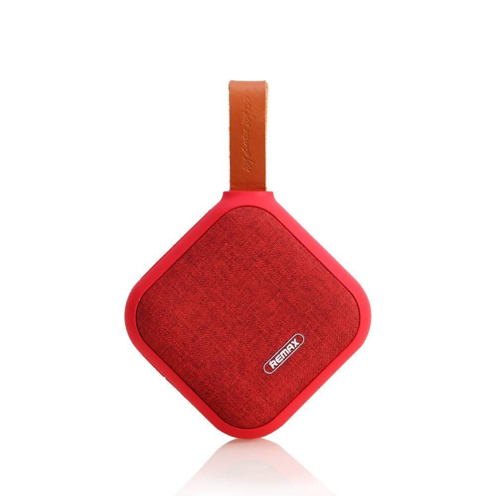 Remax Remax M15 Mini Bluetooth Speaker - Rood