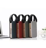 JKR-2 Hexagon Design Bluetooth Speaker - Groen