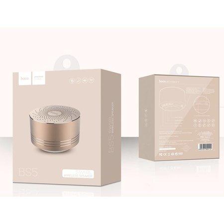 Hoco Hoco BS5 Bluetooth Speaker - Goud