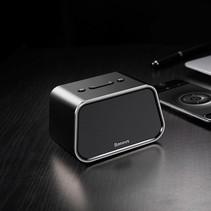 Trapezoid Mini Bluetooth Speaker - Zwart