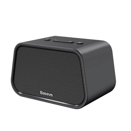 Baseus Baseus Trapezoid Mini Bluetooth Speaker - Zwart