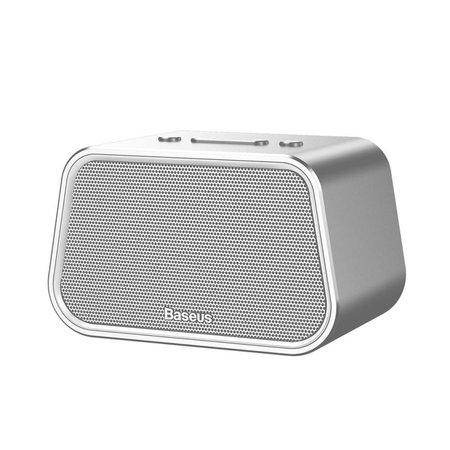 Baseus Baseus Trapezoid Mini Bluetooth Speaker - Zilver