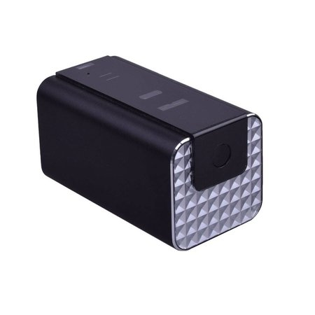 2-in-1 Bluetooth Speaker / Laser Toetsenbord en Muis - Zwart