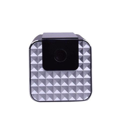 2-in-1 Bluetooth Speaker / Laser Toetsenbord en Muis - Zilver