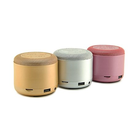 Yogee Yogee JY-42 Mini Bluetooth Speaker - Roze