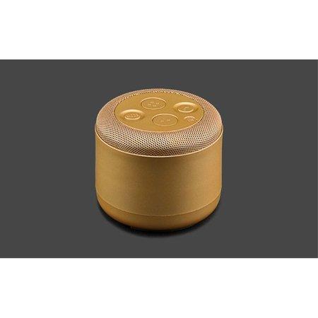 Yogee Yogee JY-42 Mini Bluetooth Speaker - Goud